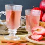 Glas RedLove appel thee