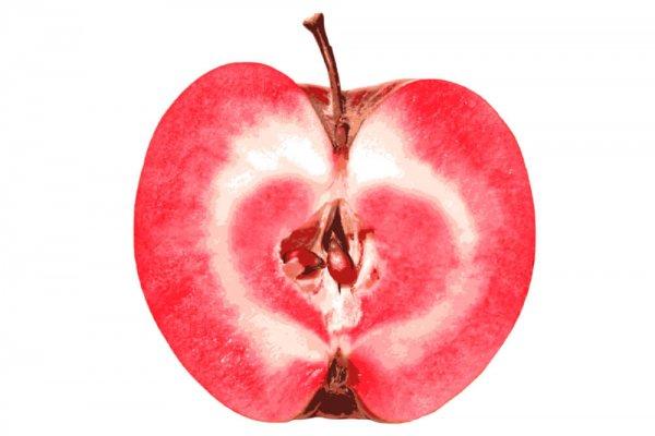 Redlove appel doorsnee